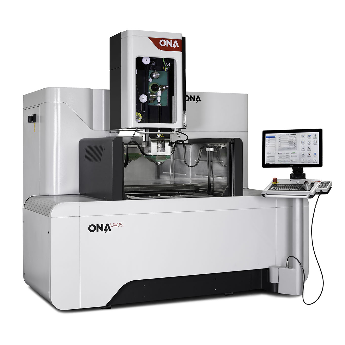 ONA COMPACT MACHINES